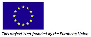 eu flag with text