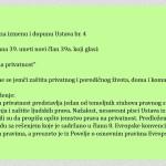 Predlog za izmenu i dopunu Ustava br. 4